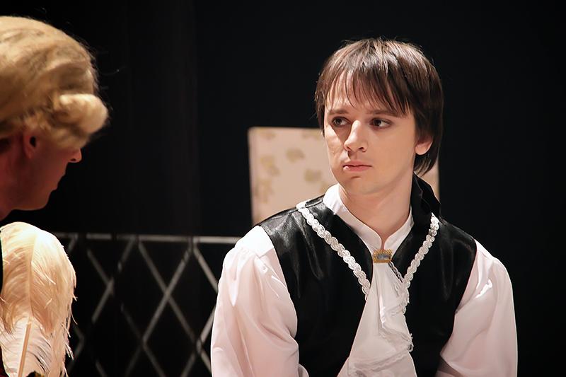 Сергей Щербаков, театр АРТ