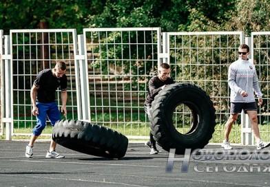 В Новополоцке прошёл Чемпионат по функциональному многоборью «CrossFitRUN» (фотоотчет)