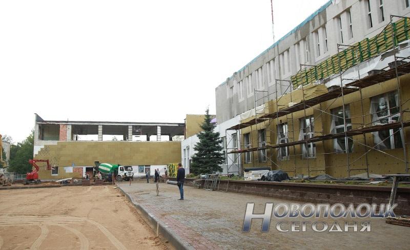 rekonstrukcija Ledovogo dvorca v Novopolocke (2)