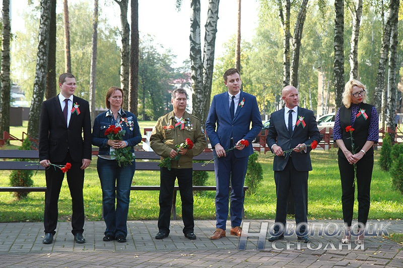 slet studencheskih otrjadov Novopolock (1)