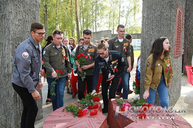slet studencheskih otrjadov Novopolock (6)