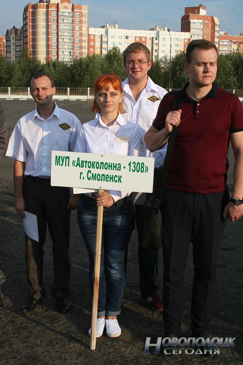 sorevnovanija avtotransportnikov v Novopolocke (5)