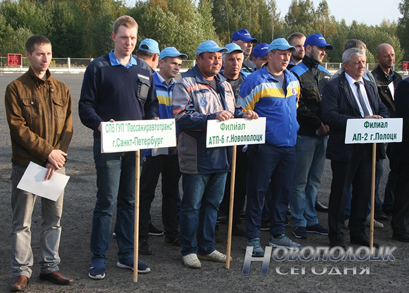 sorevnovanija avtotransportnikov v Novopolocke (6)
