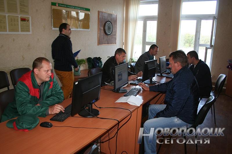 sorevnovanija avtotransportnikov v Novopolocke (9)