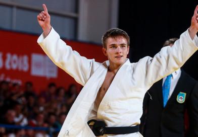 Дзюдоист Новополоцкого УОРа Артем Колосов завоевал первую золотую награду для белорусской команды на III летних Юношеских Олимпийских играх 2018 года