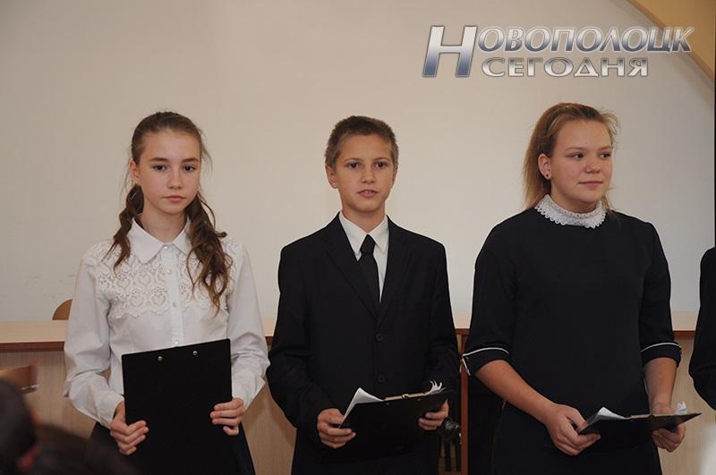 Волонтеры из СШ№7