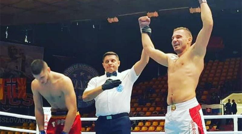 Дмитрий Баранов чемпион Европы_