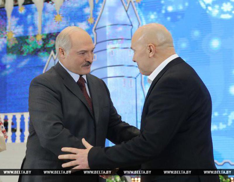 Солодуха Лукашенко