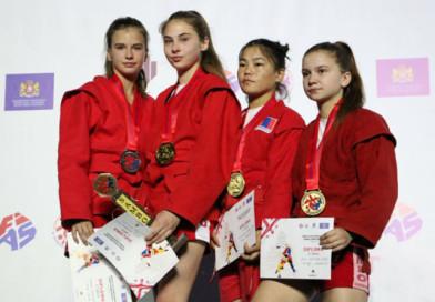 Представительница Новополоцкого УОРа завоевала бронзу на молодежном первенстве мира по самбо