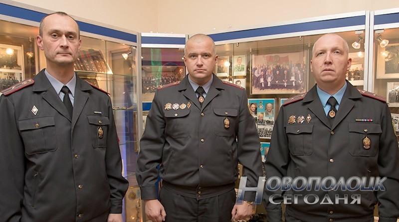 Aleksej Polozov (v centre) Jurij Zorin Dmitrij Sasin