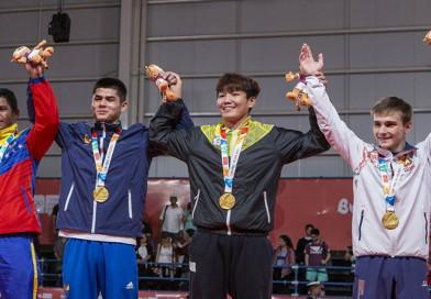 Дзюдоист Артем Колосов завоевал вторую золотую медаль Юношеских олимпийских игр в Буэнос-Айресе