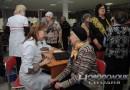 Пятая по счету «Ярмарка здоровья» состоялась в городском Центре культуры