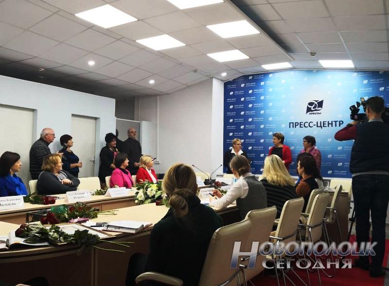 gazeta Novopolock segodnja pobeditel' Krepka sem'ja-krepka derzhava (2)