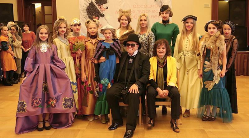 obrazcovyj teatr mody TOP-TOP Novopolock (2)