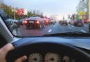 ГАИ призывает водителей быть особенно внимательными в ненастную погоду
