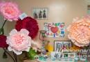 Выставка работ из бумаги ко Дню матери прошла в новополоцком роддоме