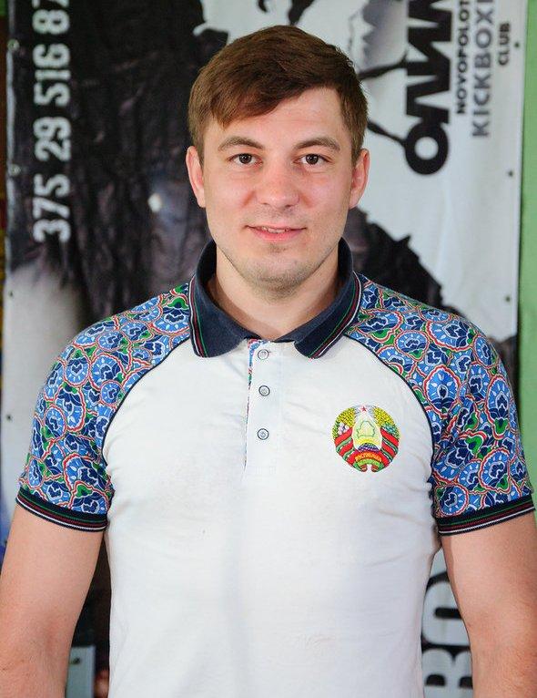 Кикбоксер Дмитрий Баранов Фото Ольги Банщиковой