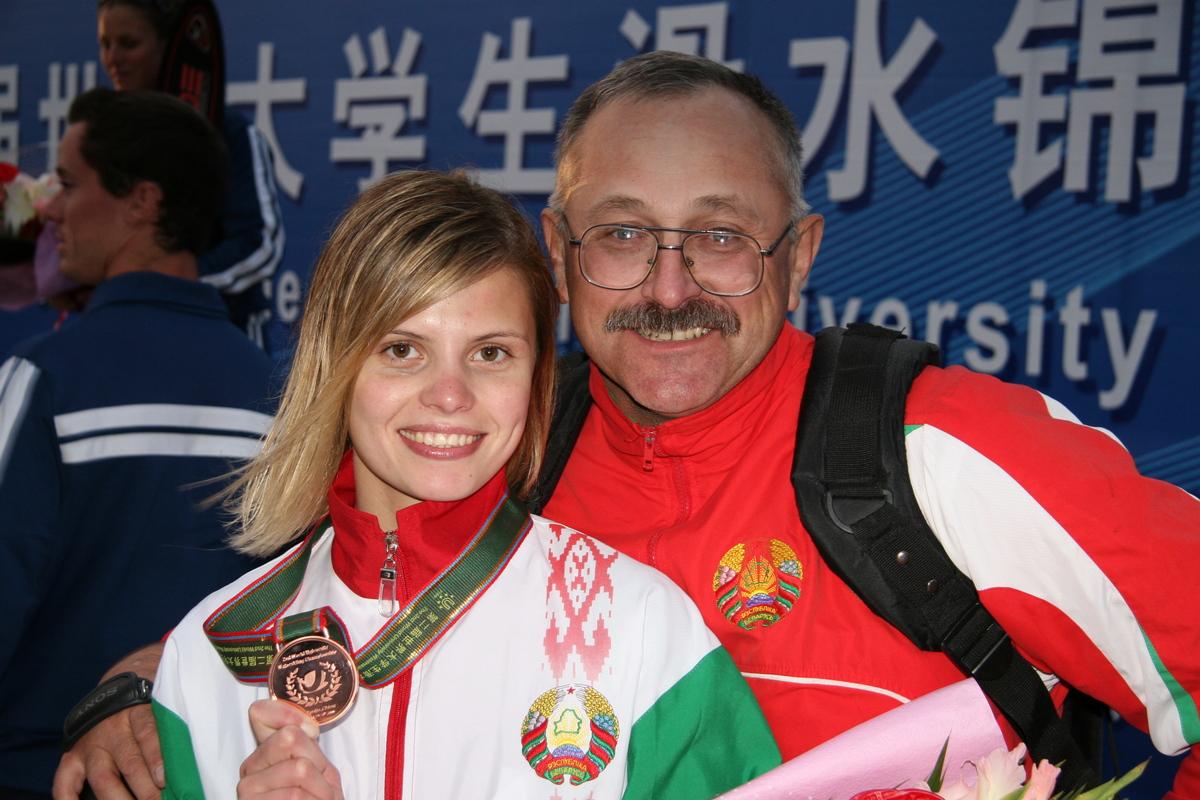 Мария Белякова и Аркадий Генов