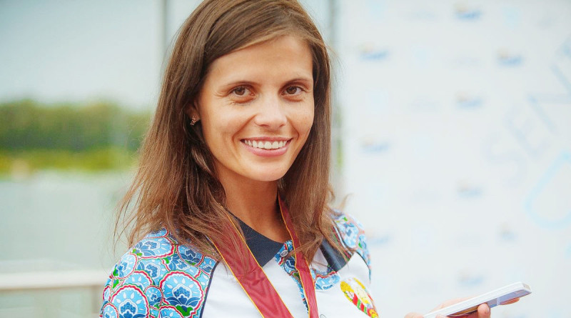 Новополоцкая воднолыжница Мария Белякова – рекордсменка мира в фигурном катании за электротягой
