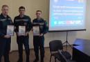 Представитель Новополоцкого ГОЧС Виктор Андреев занял 2-е место в конкурсе профмастерства в номинации «Лучший мастер-спасатель»