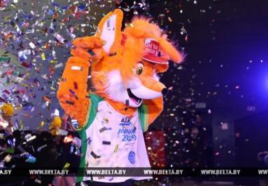 Лисенок Лесик станет талисманом II Европейских игр в Минске