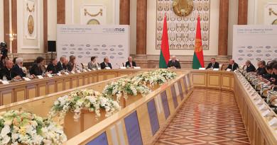 Встреча Основной группы Мюнхенской конференции по безопасности в Минске