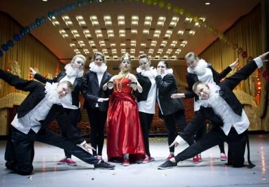 Очередной гость культурного проекта «Особа» хореограф и руководитель коллектива «WATTS!» Ксения Шелег