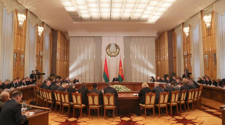 совещание у президента