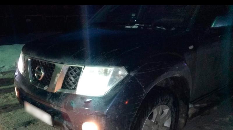 В Боровухе 30-летний водитель сбил подростка