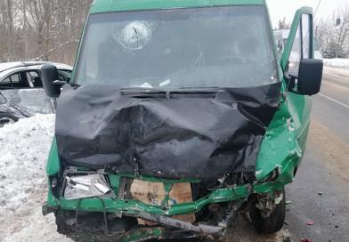 Ещё одна авария: чему учит ДТП на ул.Криничной в Новополоцке