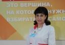 Нагрудным знаком отличия «Лучший наставник» Белорусского профсоюза работников здравоохранения отмечена новополочанка Галина Побойкина