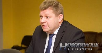 Первым заместителем председателя горисполкома назначен Сергей СЕМЁНЫЧЕВ