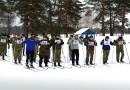 Обновился рейтинг сильнейших лыжников среди полоцких пограничников. Новополочанин в лидерах