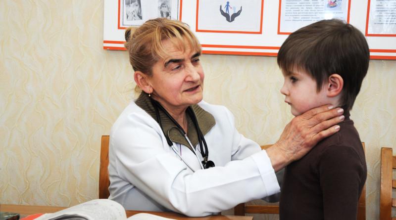 Педиатр Валентина Болбас