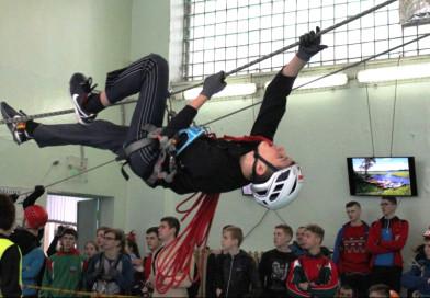 С 21 по 23 февраля в Новополоцке пройдет заключительный этап Кубка области по технике пешеходного туризма
