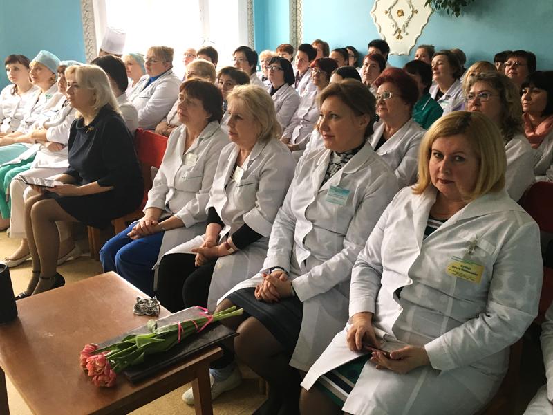 Коллектив поликлиники №4