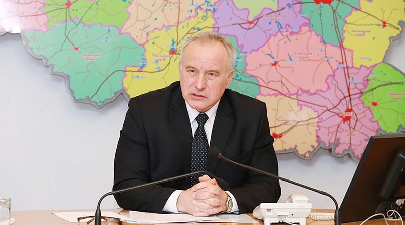 Николай Шерстнёв прямая линия