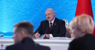 Большой разговор с Президентом глазами редактора «Новополоцк сегодня»