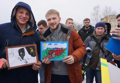Жители Новополоцка и Полоцка сплотили команду автомобилистов, которая помогает детям, оставшимся без попечения родителей