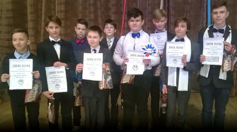 Все участники конкурса «Джентльмен-шоу»-2019