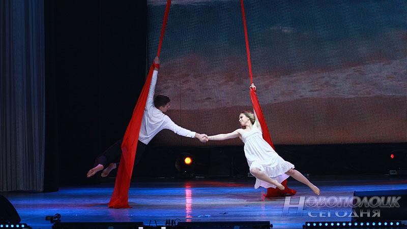 Нежный танец Екатерины Майоровой