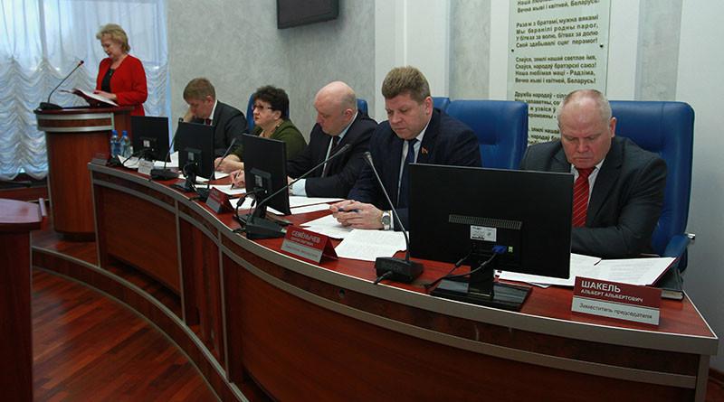 Количество обращений в Новополоцкий горисполком снизилось