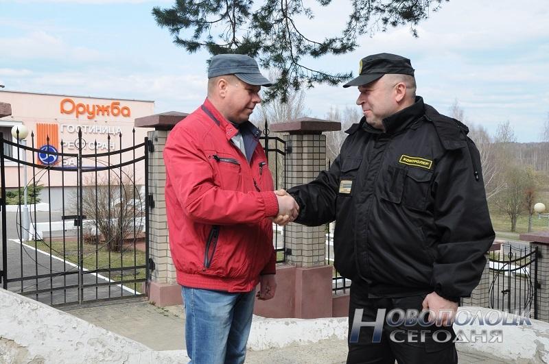 Александр Горбачевский благодарен своему ровеснику Владиславу Усанину за спасение