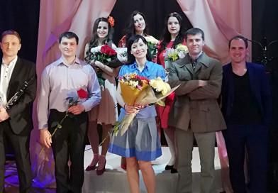 Премьера на театральной сцене Новополоцка: народный театр «Время» представил спектакль «Женщина и кларнет»