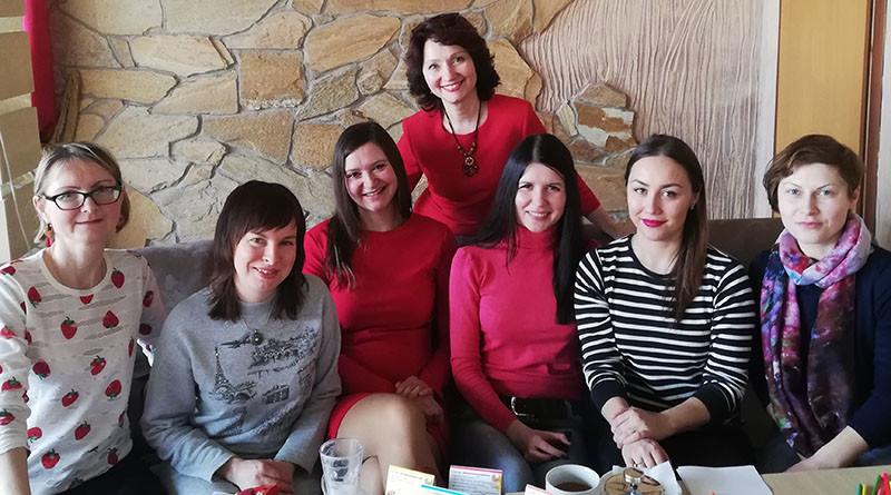 Девичник на новый лад. В Новополоцке появился клуб активных женщин, для тех, кто хочет реализовать себя и добиться успеха