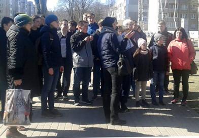 Фэст экскурсоводов: Новополоцк присоединяется к республиканскому фестивалю