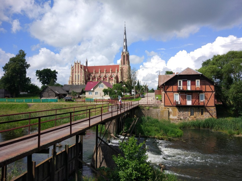 Гервяты, Гродненская область.