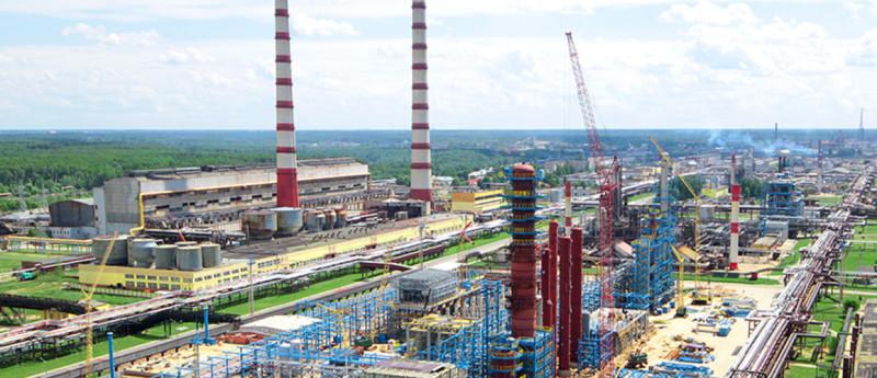 Нафтан завод