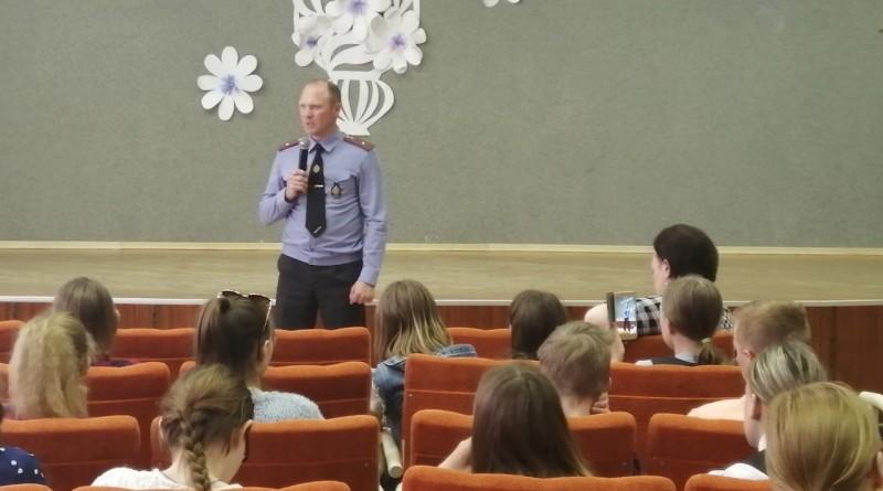ГАИ и БРСМ Новополоцка – за безопасность на городских дорогах