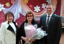 На свой день рождения учитель Детской школы  искусств №3 г. Новополоцка Ольга Колбачева была отмечена наградой в сфере культуры